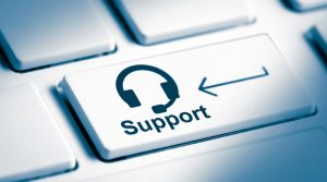 پشتیبانی از خدمات
