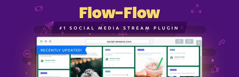 افزونه flow flow